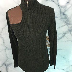 NWT Lauren Ralph Lauren Sweater Wool Cashmere